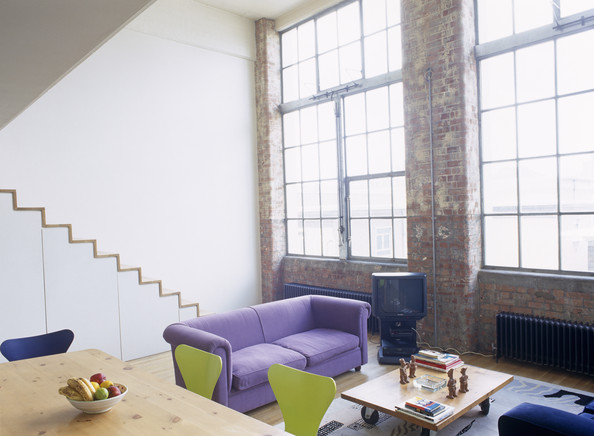 Small Space Stairs Photos (24 of 37) []