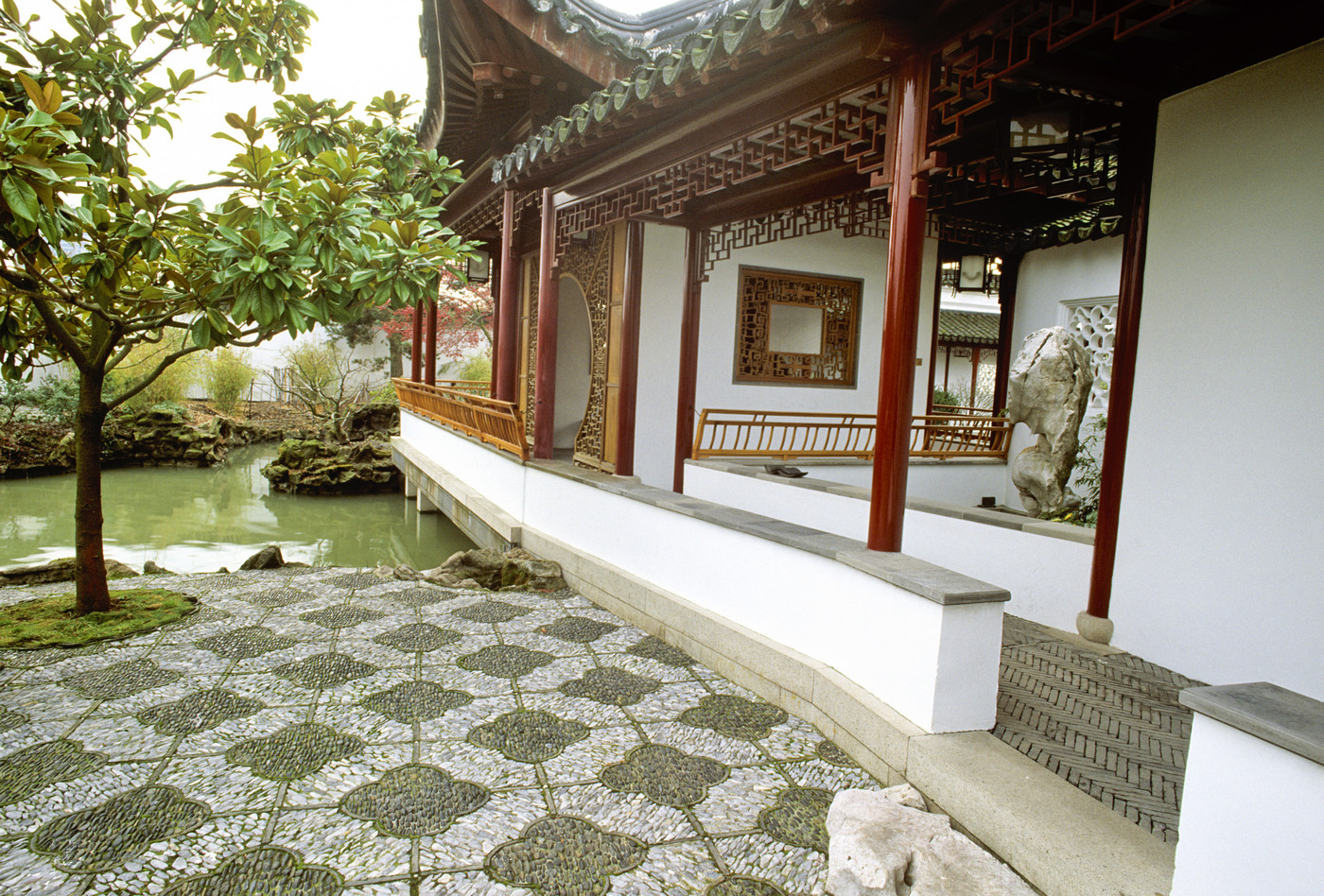 Chinese Garden Photos, Design, Ideas, Remodel, and Decor - Lonny