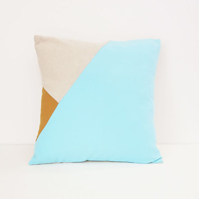 Etsy Find of the Week: Hantverk Colorblock Pillows