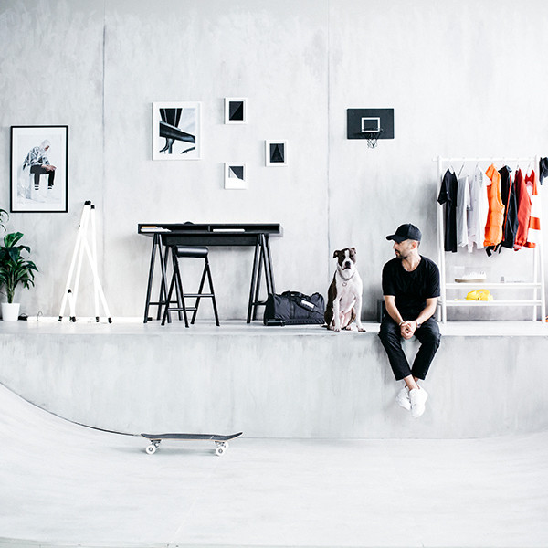 The Newest Limited Edition IKEA Collection Includes A Skateboard