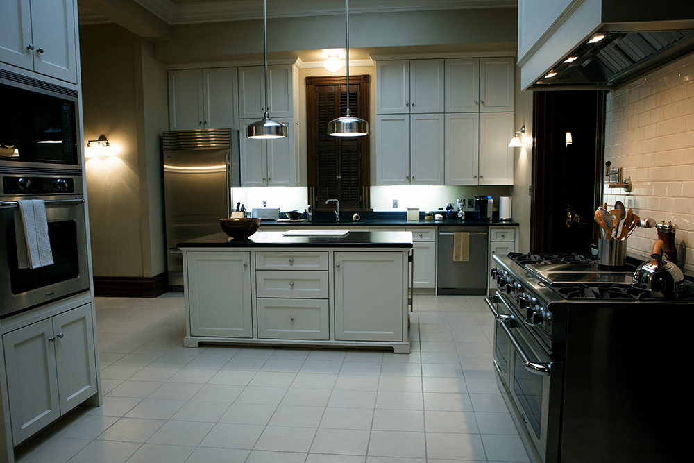 Kitchen Perfect Confessions Of A Set Designer House Of Cards Lonny Impressive Design House Kitchens