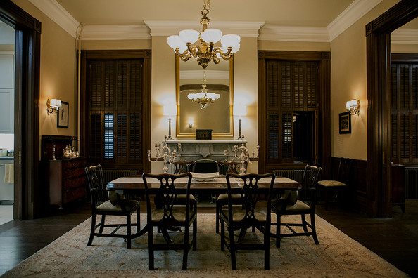 House of Cards - The Best Interiors from Golden Globe Nominees - Lonny