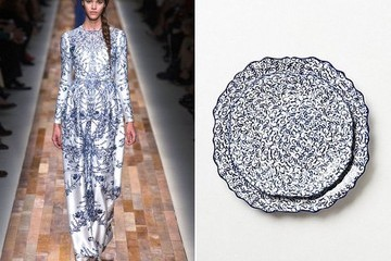 Valentino Ready-to-Wear vs. Anthropologie Stoneware