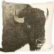 Bison Pillow by Jayson Home