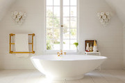 Designer-Approved Ways To Refresh Your Bathroom This Year Without A Reno
