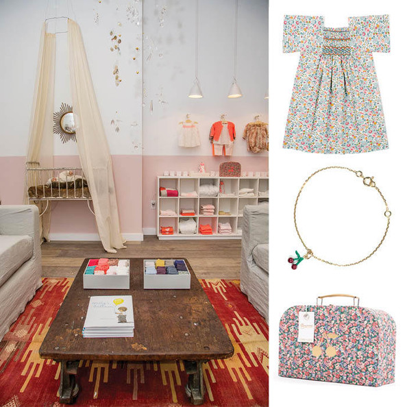 Bonpoint Opens a Charming SoHo Concept Store