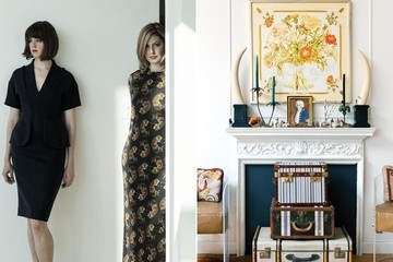 Q&A: Interior Designers Hollister and Porter Hovey