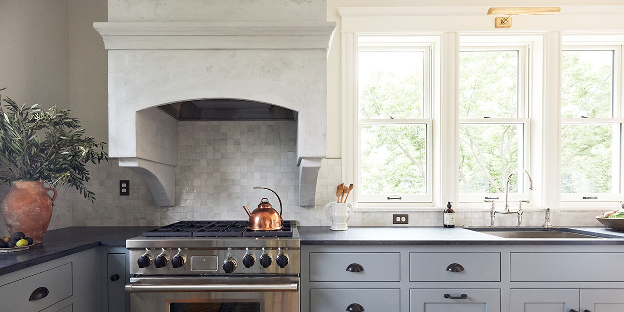 A Functional Kitchen Renovation For A Family On The Go