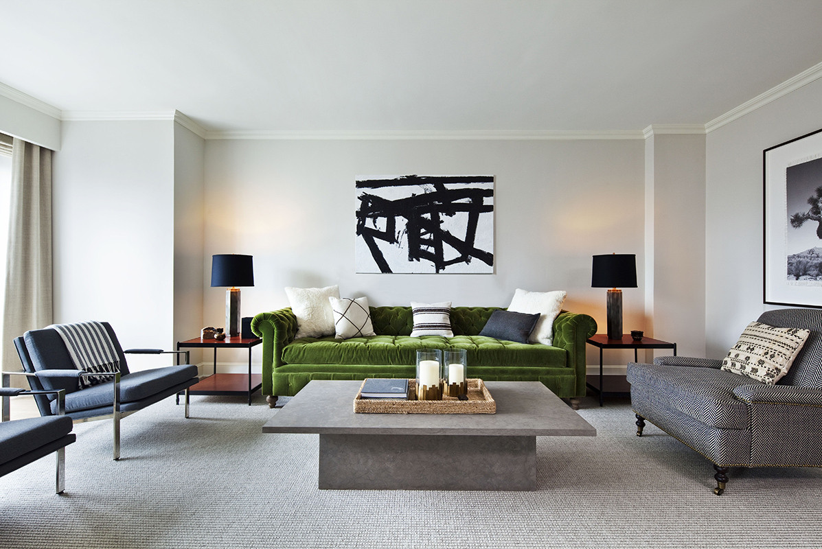 Nate Berkus and Others Design Six Hotel Suites for Loews Regency ...