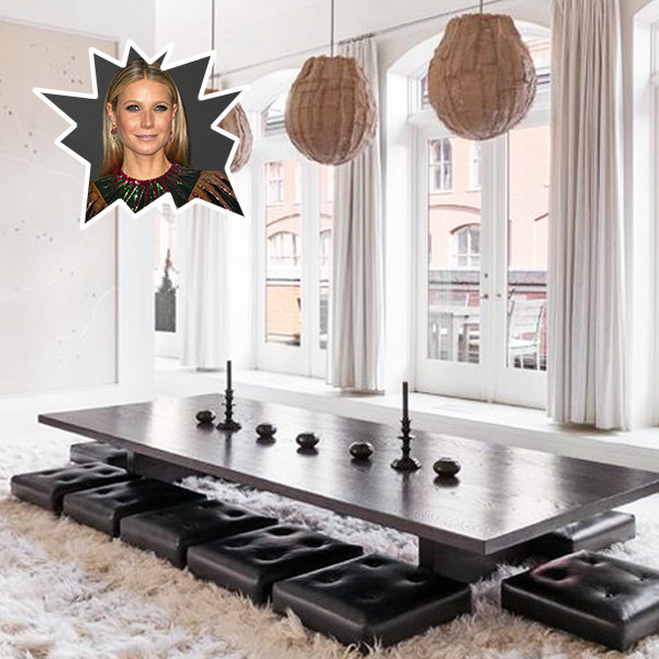 Explore Gwyneth Paltrow's Goop-Worthy Tribeca Penthouse