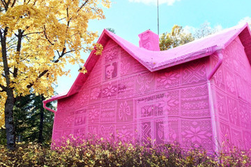Why #OurPinkHouse Will Make Your Day