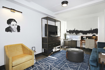 Gertrude Stein Gets Her Own Suite At The Renwick Hotel
