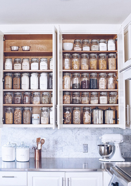 Spring Cleaning Tip #4: Organize Your Kitchen Like A Pro