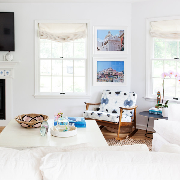 A Creative Director's Modern-Meets-Global Beach House