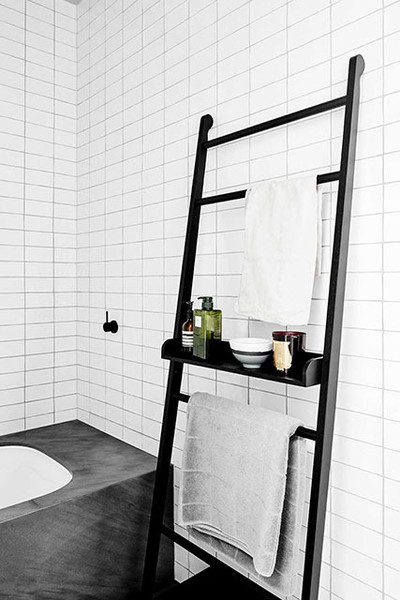 Towel Bar Alternative