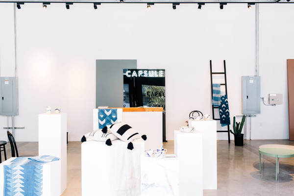 Los Angeles: Capsule Holiday Collective