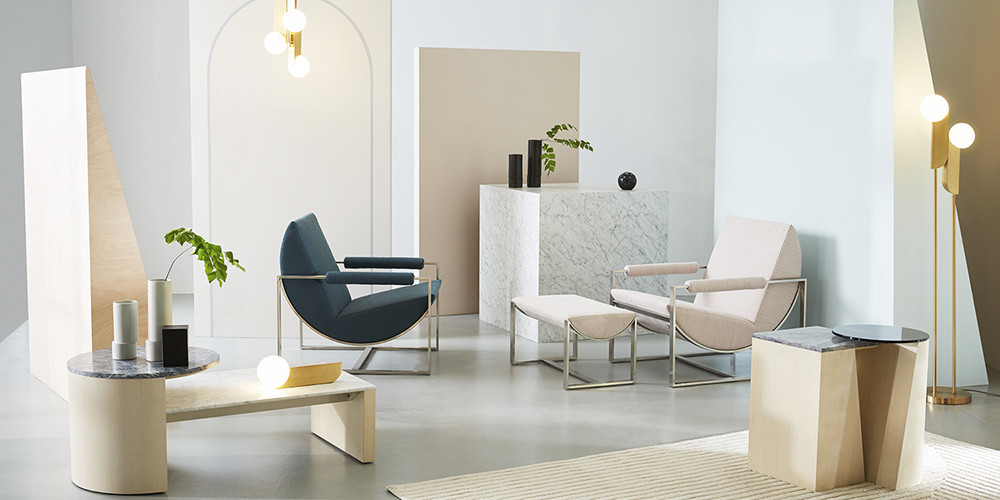 The West Elm x Bower Collection Is A Modern Dream