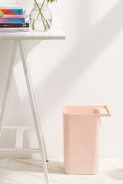 Spring Cleaning Task #23: Rinse Trash Cans