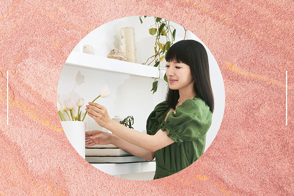 Marie Kondo Wants To School Us In Tidying Up