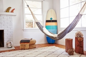 Hammocks As Home Decor? Why Not!