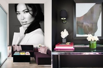 Office Tour: Kimora Lee Simmons's Full-On Glamour