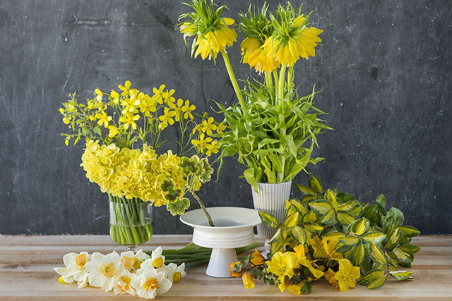 A Quick And Easy Guide To Creating A Beautiful Flower Arrangement