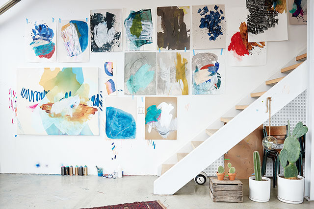 An Expert's Guide To Starting Your Art Collection (On A Budget)