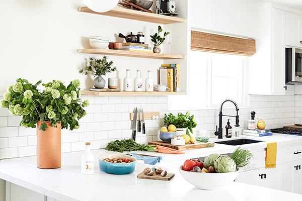 The Coolest Kitchens From Lonny Home Tours In 2019