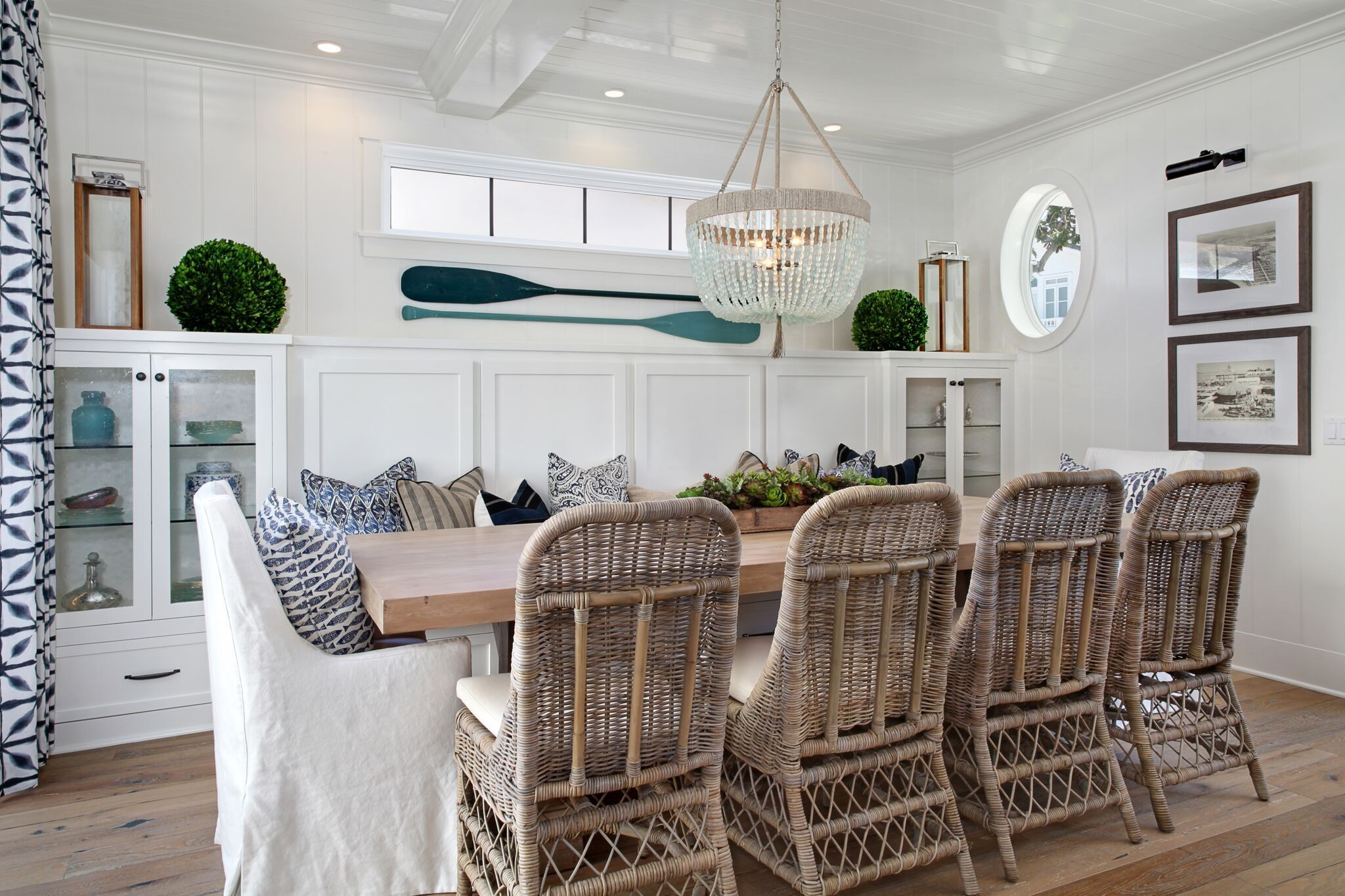 6 Tips for Decorating with Coastal Style Year Round - Decorating - Lonny
