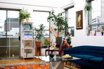 Inside The Plant-Filled Home Of The Woman Elevating Cannabis