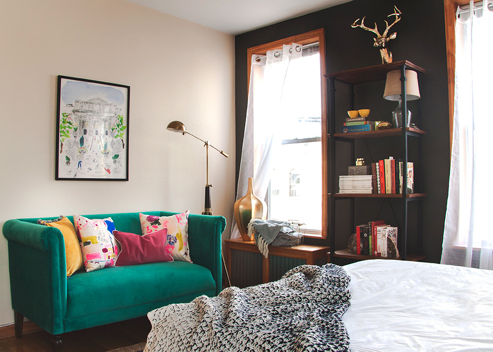 Before & After: A Graphic Designer\'s Polished Bedroom Revamp ...