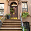 Carrie's Iconic Brownstone