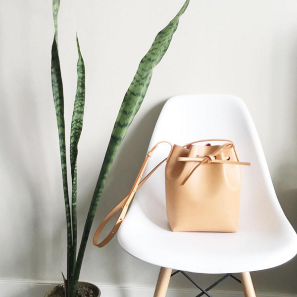 Mansur Gavriel As Décor