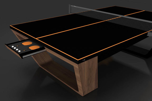 See The World's Most Expensive Ping Pong Table