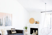 How To Style A Summery Home When It's Freezing Outside