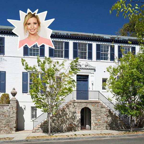 Ivanka Trump Is Moving Into The Obama's New Neighborhood