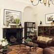 Baz Luhrmann's Formal Living Room