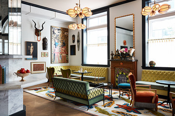 A Gorgeous Traditional-Meets-Eclectic Hotel Just Opened In New Orleans