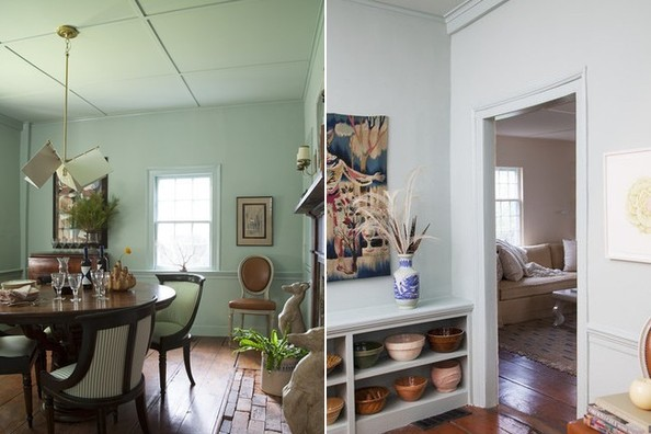Design Rule to Break: White Trim | Lonny.com