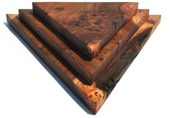 Triangle Cutting Board from General Store