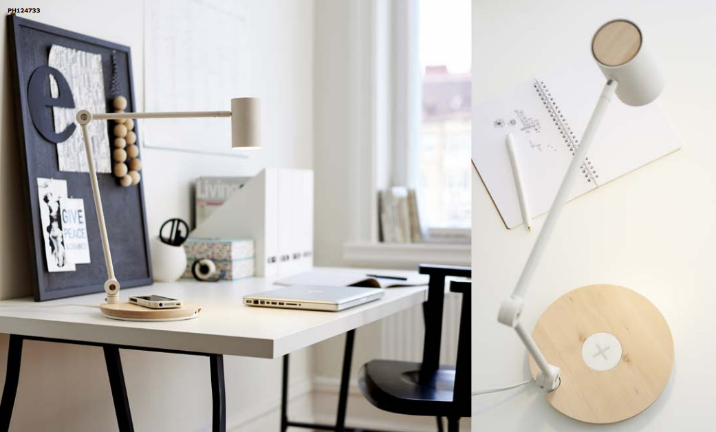 Ikea S New Furniture Wirelessly Charges Your Phone The
