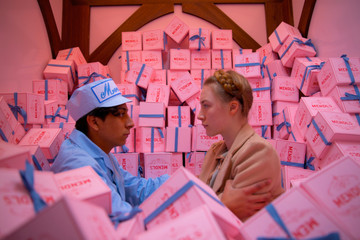 Behind the Design of Wes Anderson's The Grand Budapest Hotel