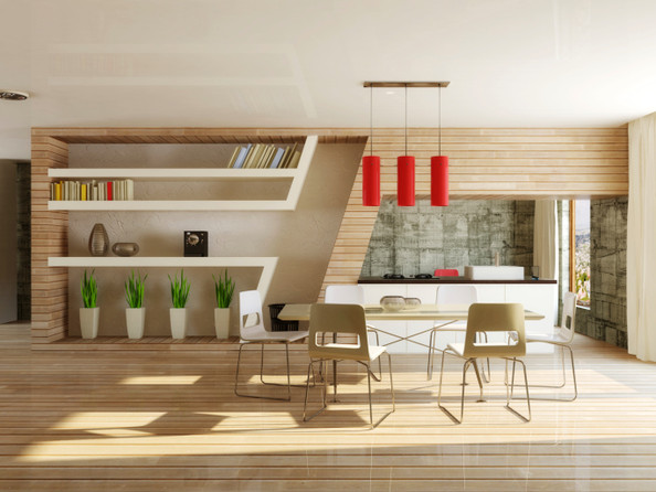 Diagonal Dining Cool Kitchen Ideas Lonny