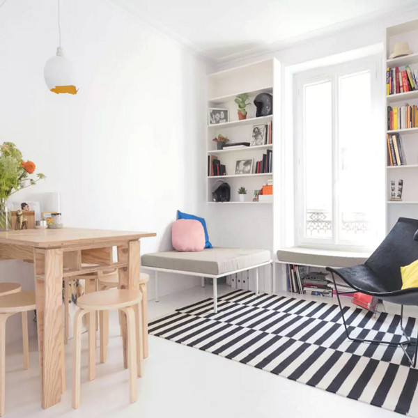 These Cheap Airbnbs Still Have High Style