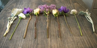 Flower School: A Rustic Country Bouquet from Petal by Pedal