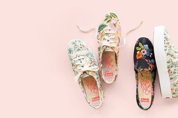Rifle Paper Co x Keds Is The Perfect Collab For Spring