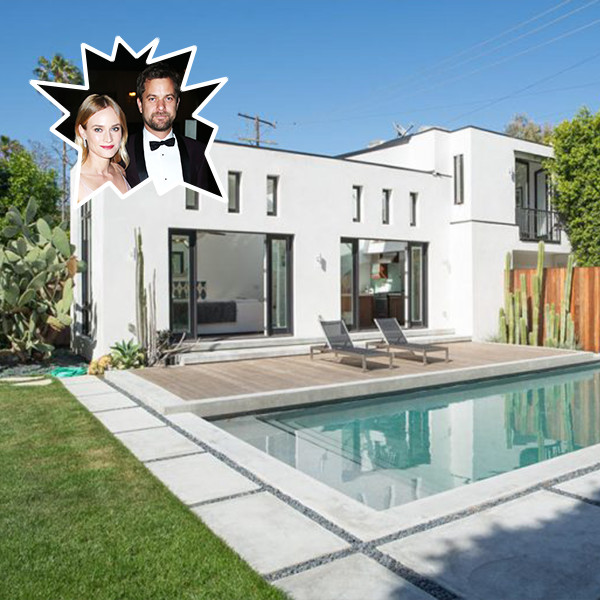 Diane Kruger & Joshua Jackson Break Up With Their Amazing L.A. Home