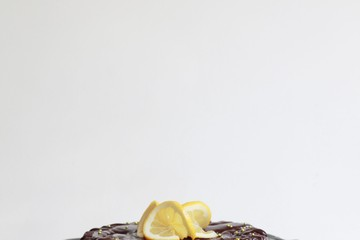 A Totally Guiltless Chocolate Cake