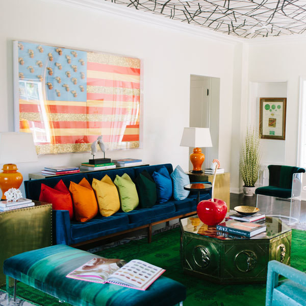 This Is The Most Colorful Home We Ve Ever Seen Lonny