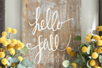 Fall DIY Projects to Make Your Home Extra Cozy for Your Family